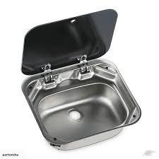 caravan sink with lid dometic black glass lid square caravan sink trade me