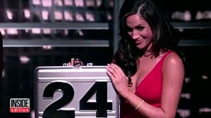 Deal Or No Deal Meme - meghan markle was once a briefcase girl on game show deal or no