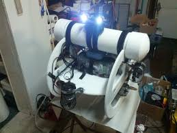 rov project draugr