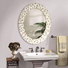 bathroom decorative mirrors for bathroom vanity lighted vanity