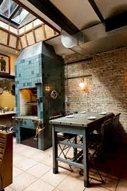 Bbq Restaurant Interior Design Ideas 12 Practical Ideas For Kitchens Design With Built In Barbecue
