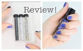 sally hansen studs kit review youtube