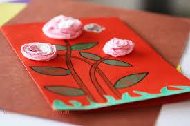 Card Making For Children - handmade christmas cards for kids christmas lights decoration
