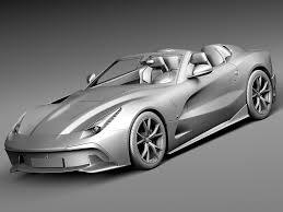 Ferrari F12 Grey - ferrari f12 trs roadster 2014 squir