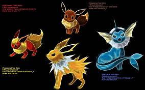 pokemon fire red eevee evolution u0027s youtube