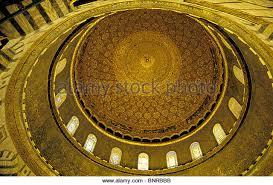 Dome Of Rock Interior Dome Rock Interior Israel Stock Photos U0026 Dome Rock Interior Israel