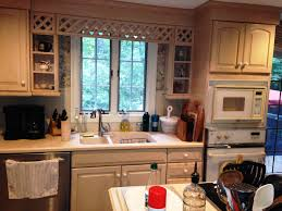 Pink Kitchen Cabinets by Racks Time To Decorate Your Kitchen Cabinet With Cool Pickled