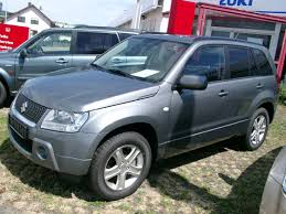 2007 suzuki grand vitara information and photos momentcar