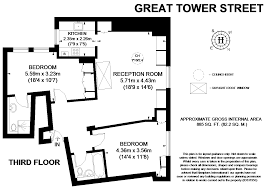 2 bed flat for sale in 26 27 great tower street city of london