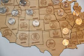 us map puzzle wood magnetic wood usa puzzle map gadget flow