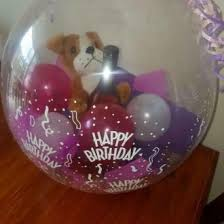 gift inside a balloon happy birthday gift inside a balloon balloon creations