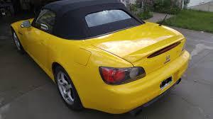 wv 2001 yellow s2000 10 000 s2ki honda s2000 forums