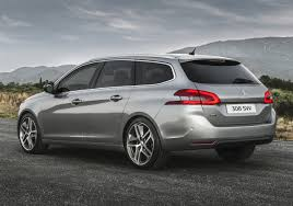 peugeot 2015 models peugeot 308 sw estate car peugeot malta motion u0026 emotion