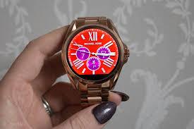 Mk Home Design Reviews Michael Kors Access Bradshaw Review An Android Wear Smartwatch