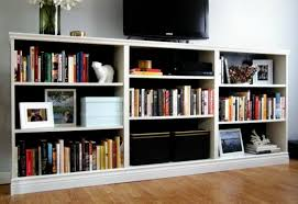 Small Bookcase On Wheels 25 Ikea Billy Hacks That Every Bookworm Would Love Hative
