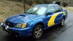 subaru pickup conversion james henderson u0027s 2006 subaru baja