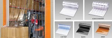 Strip Curtain Roll Strip Doors Vinyl Strip Door Kits In Stock Uline