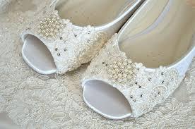 wedding shoes flats ivory wedding shoes flat peep toe wedding shoes lace wedding