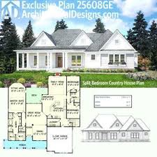 custom farmhouse plans floor plans for farmhouses this l shaped modern farmhouse