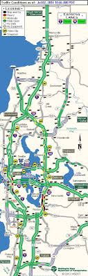 seattle map traffic best 25 local traffic conditions ideas on island