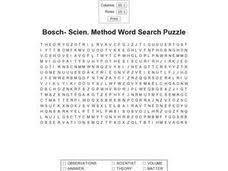 scientific method activity 8th 10th grade worksheet lesson