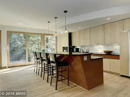 modern kitchen with one wall flush in washington dc zillow