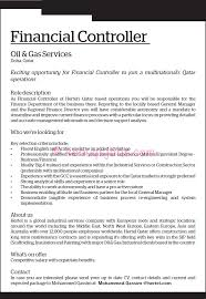 Sample Financial Resume by 28 Financial Controller Resume Sample Assistant Controller