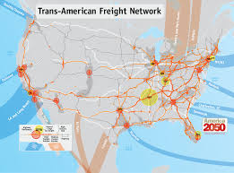 Amtrak Route Map Usa by Our Maps America 2050
