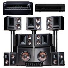 home theater subwoofer amplifier klipsch thx ultra2 home theater package audiogurus store