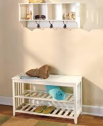 Cubby Wall Shelf by New Country Mudroom Entryway Wall Shelf W Hooks Cubby Shelves