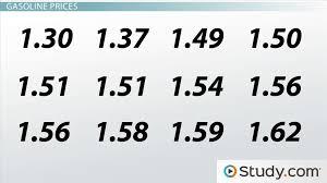 how to calculate mean median mode u0026 range video u0026 lesson