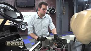 ezgo personality plug installation how to install golf cart