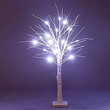 fashionlite birch tree light bonsai led light