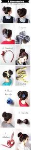 best 25 donut bun hairstyles ideas on pinterest easy hair buns