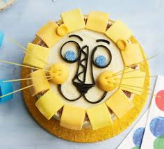 happy lion birthday cake recipe bbc good food