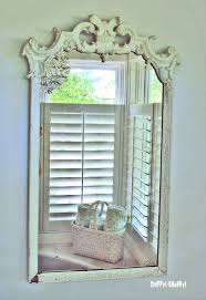 Specchio Shabby Chic On Line by 68 Best Mirrors Images On Pinterest Vintage Mirrors Antiqued