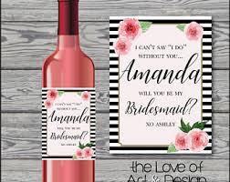 kate spade bridesmaid gifts kate spade inspired etsy