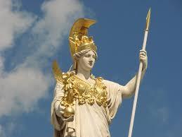 athena was the greek