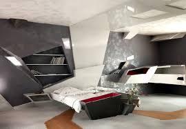 futuristic and hi tech apartment design decorating ideas home