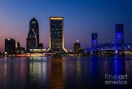 photographers in jacksonville fl jacksonville florida skyline photograph by dawna photography