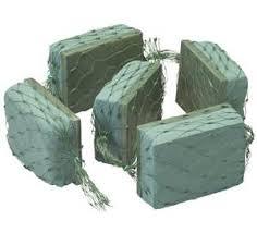 oasis sealed brick garland table runner foam koyal wholesale