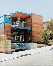 Superior Home Design Inc Los Angeles House On A Quiet Hilly Street Of Craftsman Bungalows And 1960s