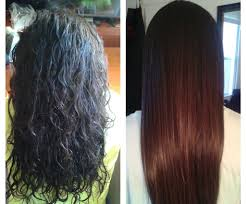 keratin treatment on black hair before and after hairventure