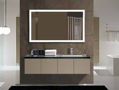 Lighted Bathroom Mirror by Dimmable Lighted Mirror Harmony 60 X 28 Illuminated Mirrors