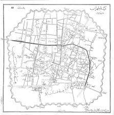 Tehran Map File Sixth Tehran Map 1923 Jpg Wikimedia Commons