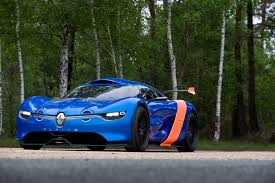 renault dezir concept video renault alpine a110 50 concept breaks cover