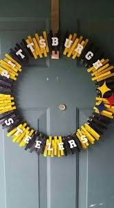 gifts for steelers fans 18 best crafty steelers ideas images on pinterest steelers stuff
