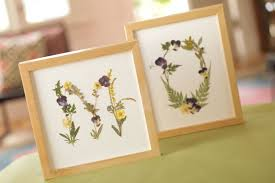 pressed flowers pressed flowers diy