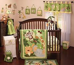 Girls Jungle Bedding by Safari Crib Bedding Set Unique On Baby Bedding Sets For Girls