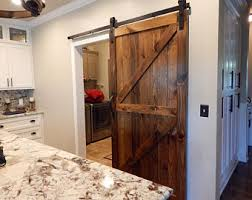 Barn Door Interior Interior Barn Door Etsy